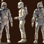 What Did Boba Fett Look Like Before EMPIRE STRIKES BACK?