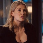 Rosamund Pike is David Fincher's GONE GIRL