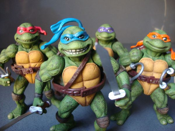 Ninja Turtle New Movie Toys : Teenage mutant ninja turtles release moved again this