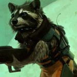 The GUARDIANS OF THE GALAXY's Rocket Raccoon Role Goes To…