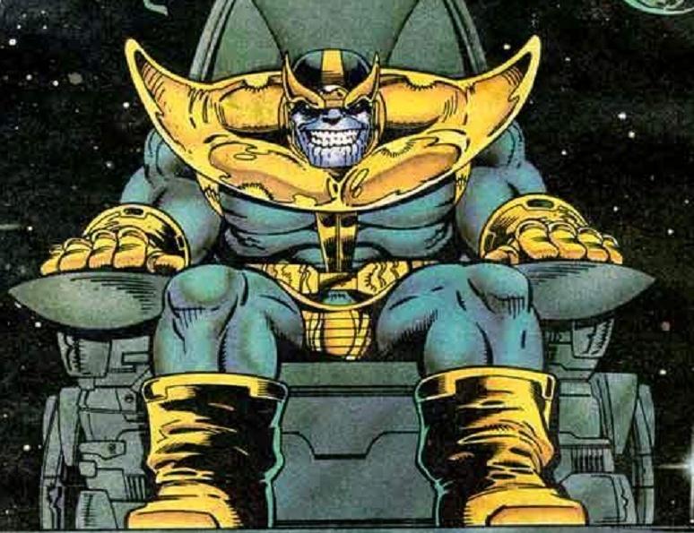 Joss Whedon: 'Thanos...