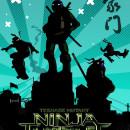 New TEENAGE MUTANT NINJA TURTLES Character Posters
