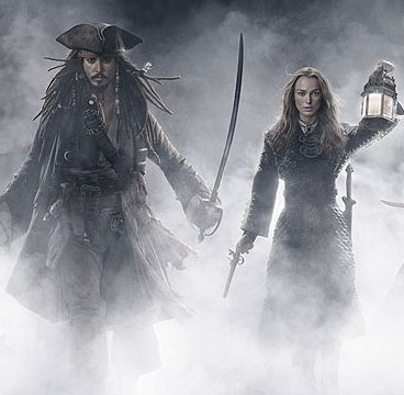 Johnny Depp Pirates 3