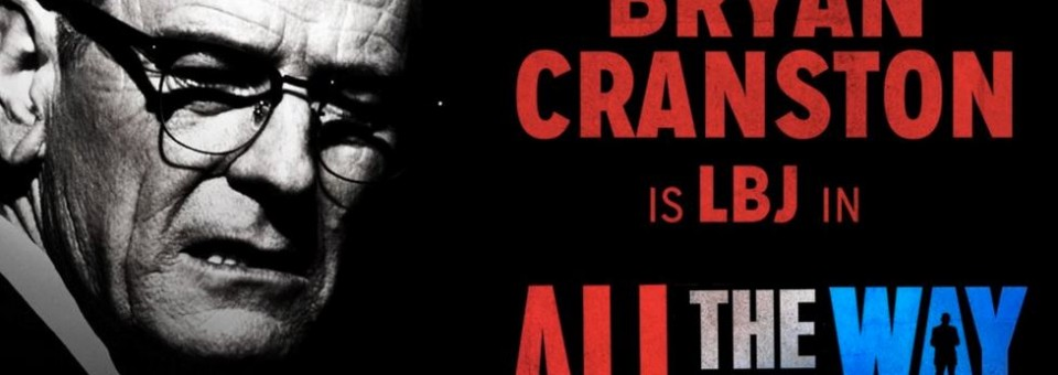 Spielberg Planning An ALL THE WAY Mini-Series For Bryan Cranston